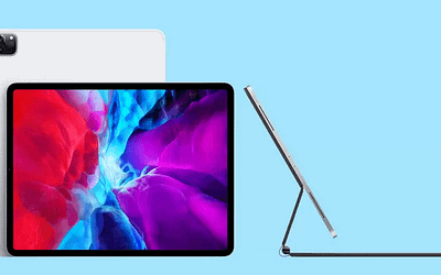 The new iPad Pro finally turns Apple's tablet into a laptop rival